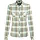 Schöffel Torino1 Longsleeve Shirt Women grey/turquoise